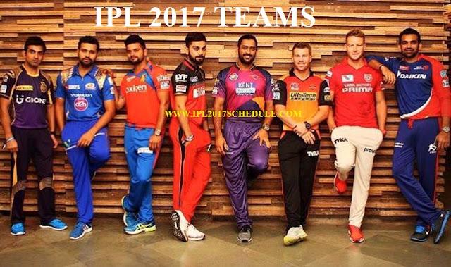 IPL 2017 Live