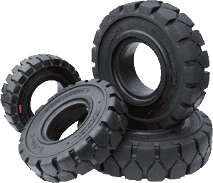 SOLID TYRE | PNEUMATIC TYRE