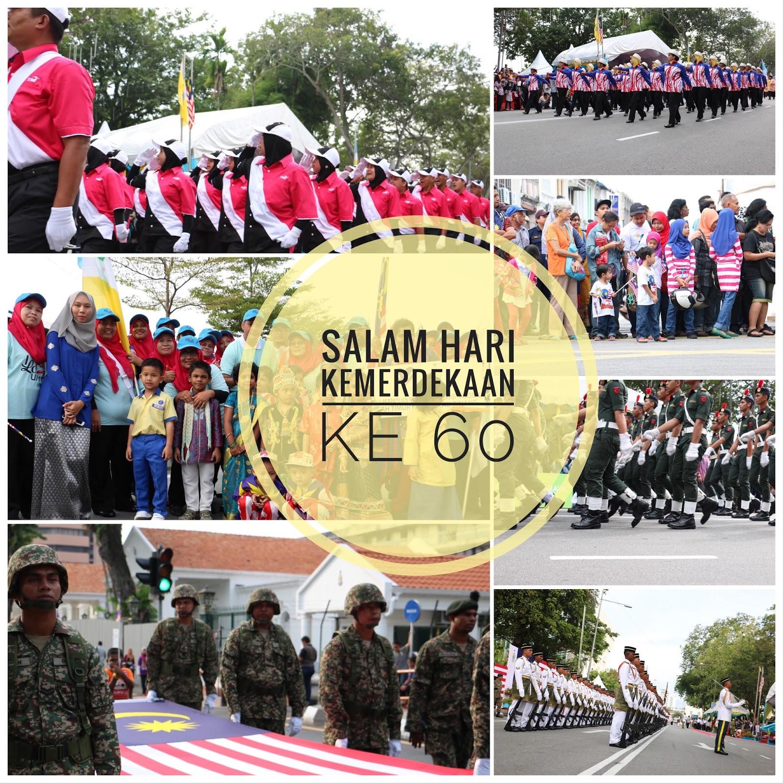 sambutan hari merdeka, 60 tahun kemerdekaan malaysia