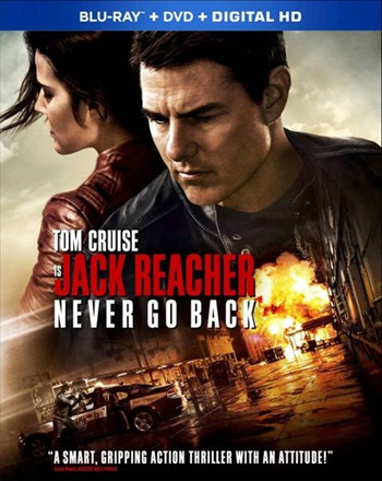 Jack Reacher Never Go Back 2016 Dual Audio Hindi 480p BluRay 350mb