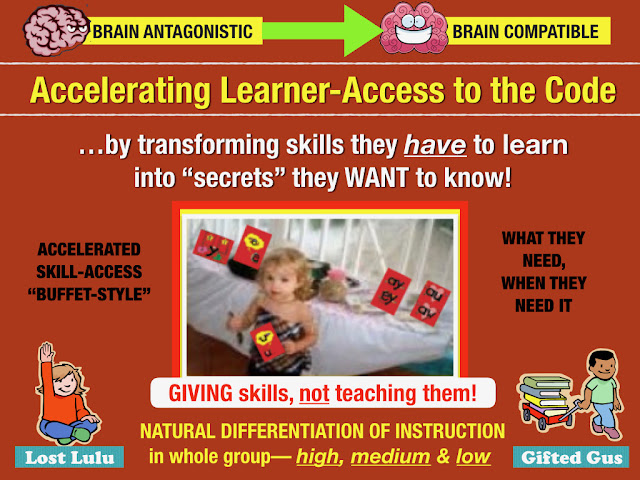 Secret Stories Phonics — Accelerated Access to the Phonics Code