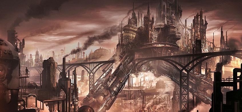 Introducción al Steampunk
