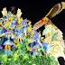 Ave mais antiga do Brasil, descoberta em Nova Olinda, esteve no desfile da União da Ilha