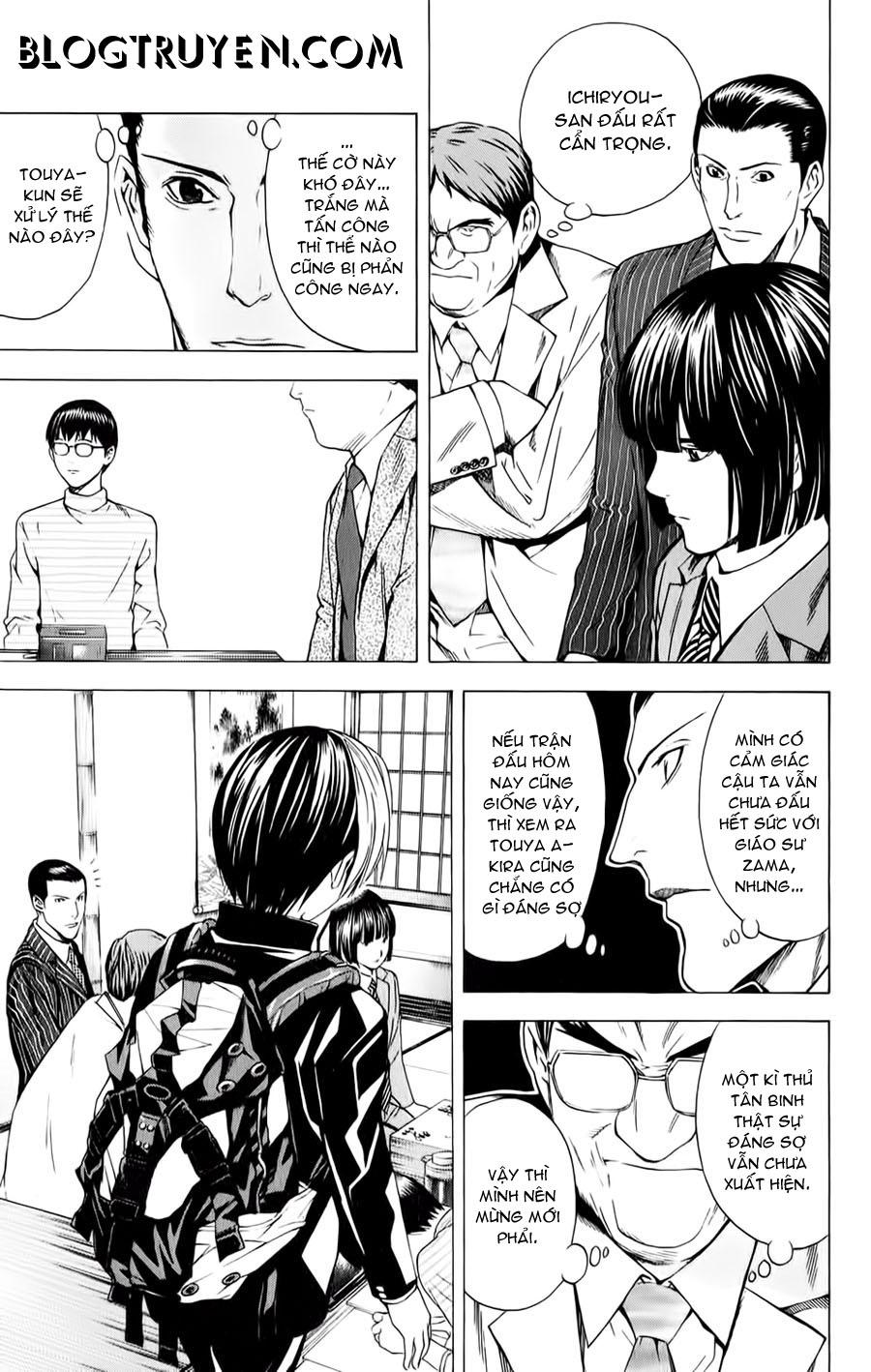 Hikaru No Go hikaru no go chap 150 trang 3