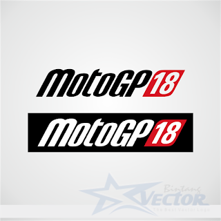 motogp18 Logo vector cdr Download