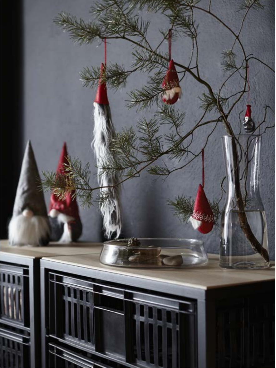 Colecci n de decoraci n navide a ikea 2017 winter for Decoracion navidena ikea