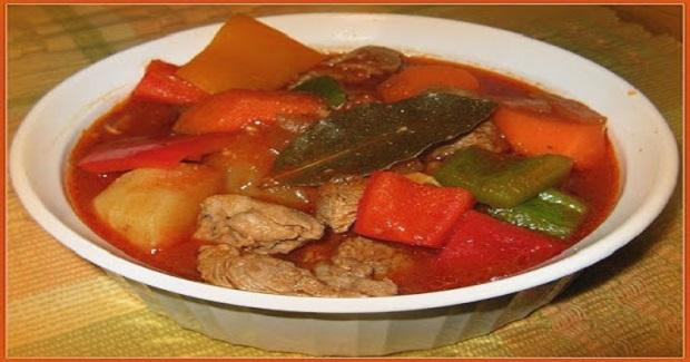 Delicious Pork Menudo Recipe