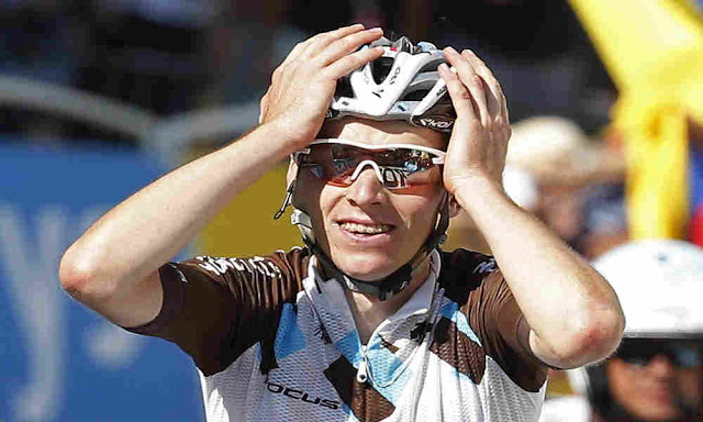 Tour de france Live Romain Bardet