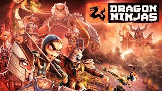 Dragon Ninjas Apk v9.0.2351-PVRTC Mod