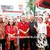 Heboh!!! Parade Santa Claus di Manado, Olly: Tahun Depan Akan Lebih Meriah