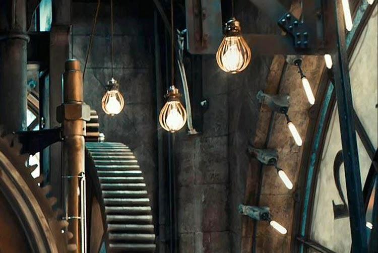 żarówki edisona, żarówki retro, retro lampy, lampa lata trzydzieste