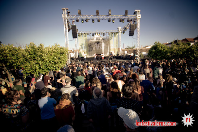 FMM Sines 2018 en Porto Covo, PT / C4 trio