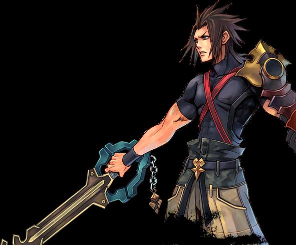 Terra, el villano que nunca lo fue [Kingdom Hearts, birth by sleep]