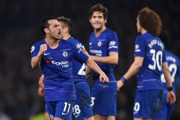 Diwarnai Gol Bunuh Diri Konyol, Chelsea Taklukkan Tottenham Hotspur