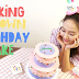 Watch Jessica Jung make her own Birthday Cake!