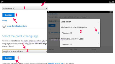 Windows 10 Mei 2020,Cara update windows 10 Terbaru,cara download windows 10 terbaru file iso,download windows 10 iso terbaru 2020,windows 10,win10