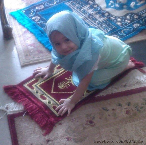 World Islam Zone: Very Beautiful Cute Islamic Babies
