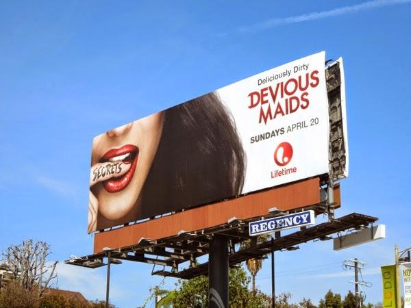 Devious Maids season 2 billboard