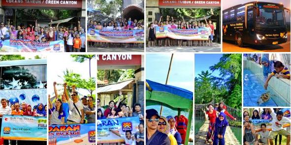 Paket Wisata Group Tour Pangandaran