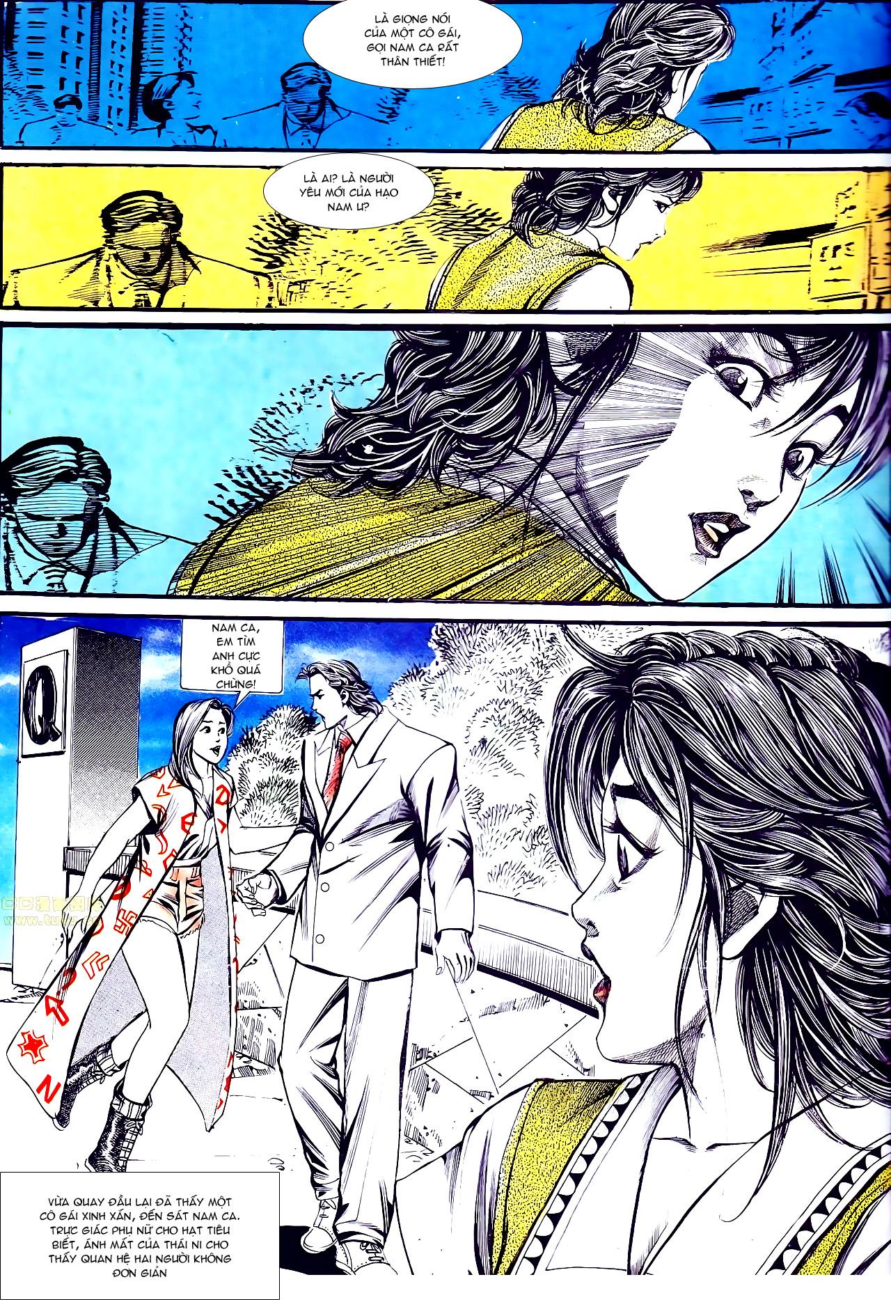 Người Trong Giang Hồ chapter 137: yêu nhất là ai trang 6