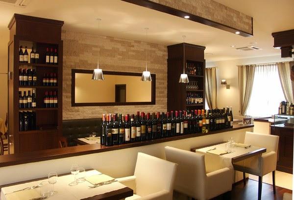 Pentingnya desain interior restaurant informasi interior for Arredamento ristorante design