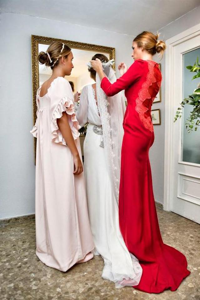 las invitadas de helena mareque | a todo confetti - blog de bodas y