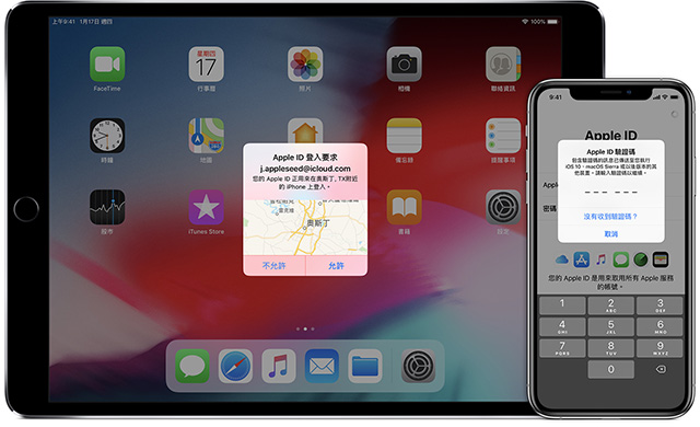 apple two step Authentication