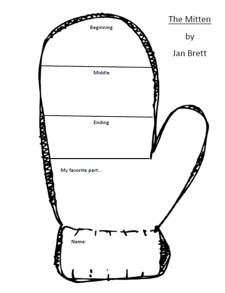 Lesson Planning with Me!: The Mitten