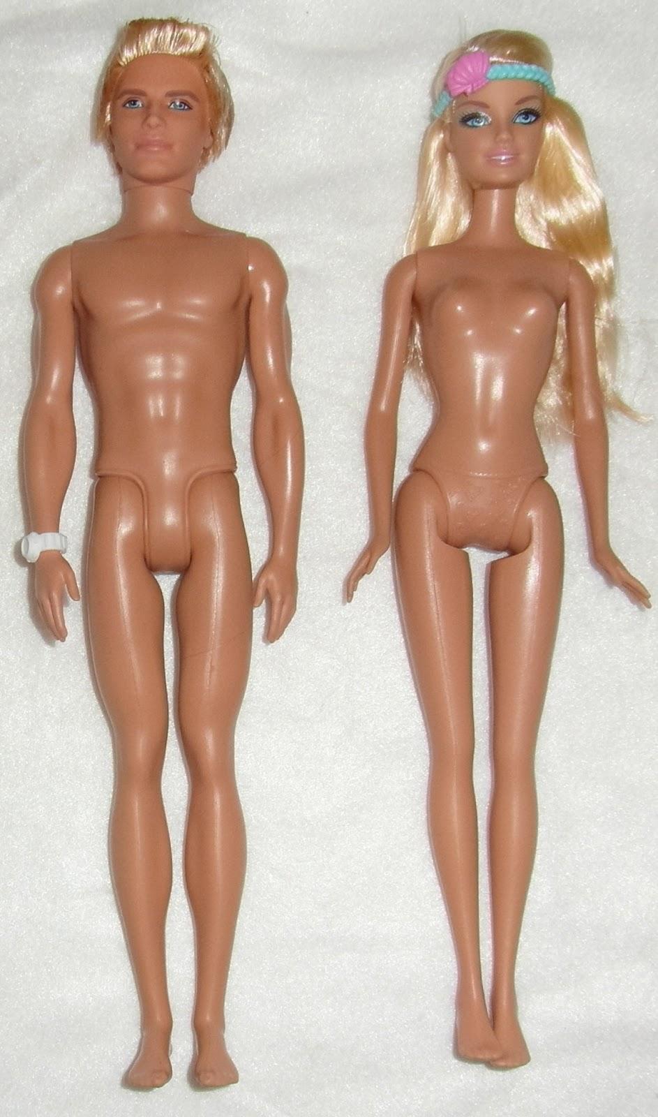 Sexo nu barbie ken
