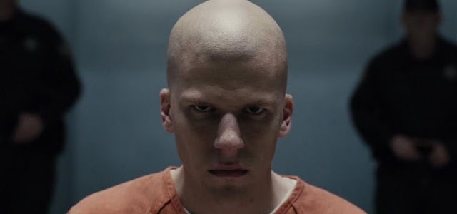 Jesse Eisenberg adoraria fazer Lex Luthor novamente após Liga da Justiça