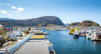 Ålesund, la Venecia noruega