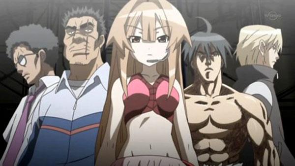 Rekomendasi anime romance comedy kedua - Seto no Hanayome