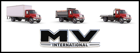 International MV Series