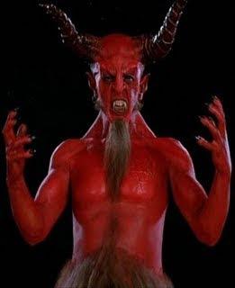 mengerikan ! iblis dan wahabi tanduk setan,ahli ibadah yang kekal di neraka