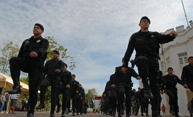 A Polícia Civil também vai abrir seleção no Acre (Foto Ilustrativa)