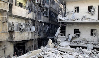 US-Led Airstrikes Kill over 30 Civilians in Syria
