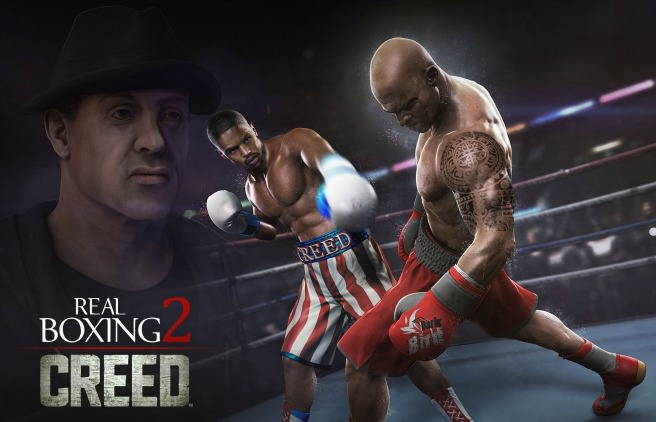 Real Boxing 2 CREED Android Altin Gumus Hileli MOD APK - androidliyim