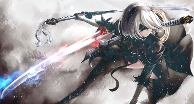 NieR Automata V3.0 Wallpaper Engine | Download Wallpaper ...