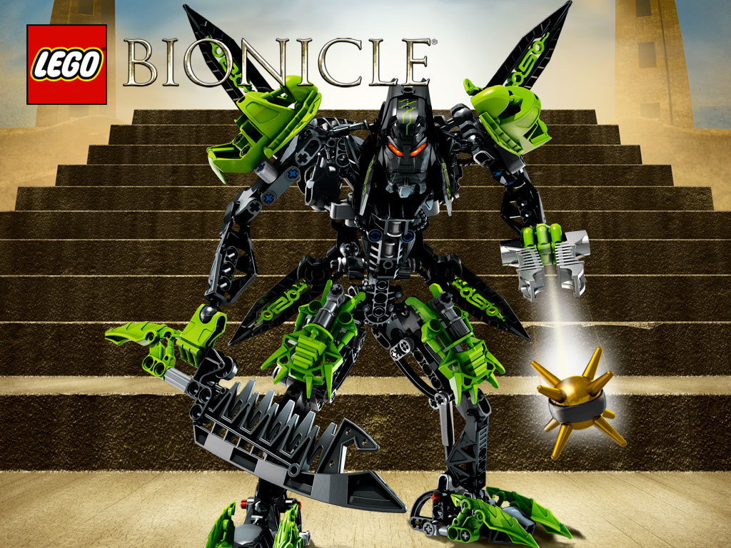 bionicle heroes game wallpapers