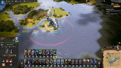 Fantasy General 2 Game Screenshot 6