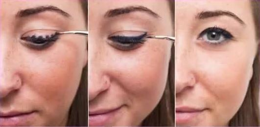 10 BEAUTY TECHNIQUES THAT WILL CHANGE YOUR LIFE 3. Perfect liner