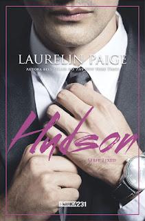 [Pré-venda] Hudson - Livro #4 | Laurelin Paige @editorarocco