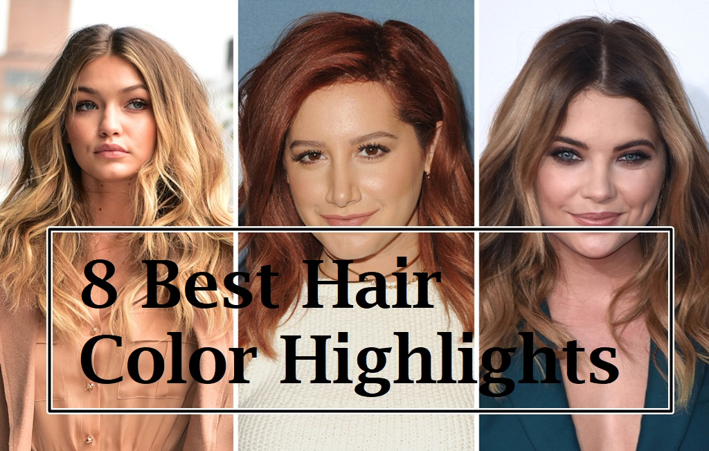 8 Best Ideas For Highlights On Every Hair Color Hair Fashion Online