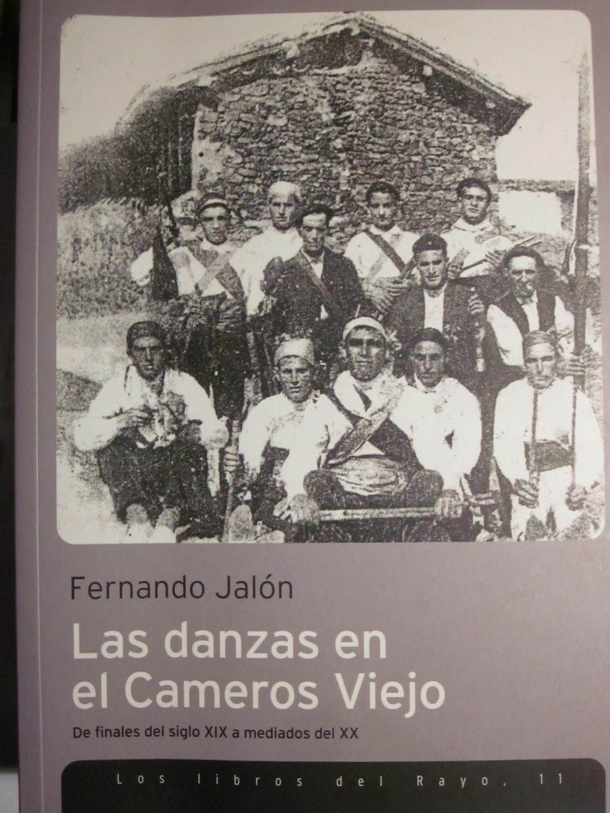 Jalón Jadraque, Fernando, Danzas del Cameros Viejo