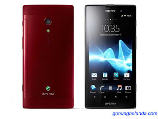 Cara Flashing Sony Xperia ION LT28i