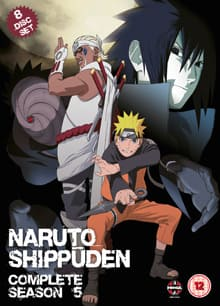 Naruto Shippuden - 5ª Temporada Desenhos Torrent Download capa