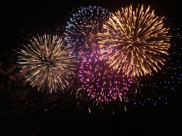 Ano novo em San Andrés