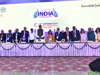 2nd Edition of India Tourism Mart (ITM) 2019 Inaugurated