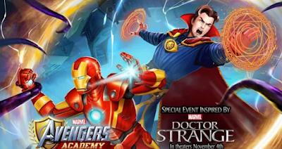Download MARVEL Avengers Academy v1.6.1.1 Apk