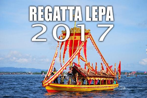 Regatta Lepa Semporna 2017